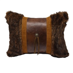 Faux Fur Pillow