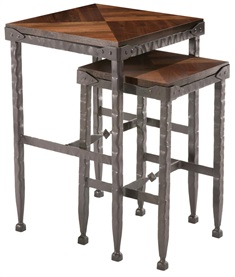 Forest Hill Linden Nesting Table