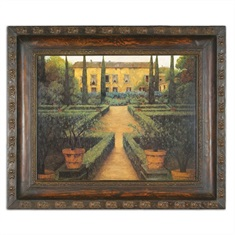 Garden Manor Framed Art