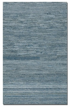 Genoa Blue Hand Tufted Rug Swatch