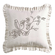 Gramercy Ruffled Pillow