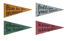 Happy Pennants - Ast 4