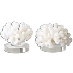 Hard Coral Sculptures, S/2