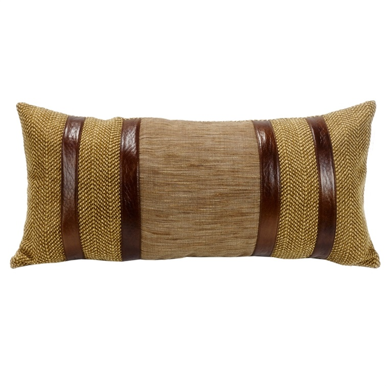 Highland Lodge Herringbone Pillow