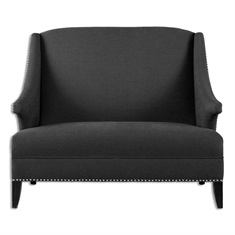 Honesta High Back Loveseat
