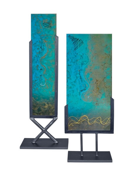 HydroSphere Table Art Decor