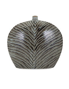 Inka Short Ceramic Vase