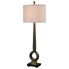 Jandari Golden Bronze Lamp