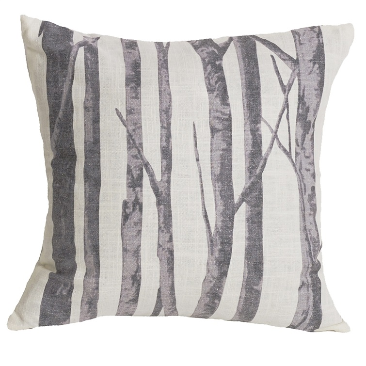 Jolie Printed Branches Pillow