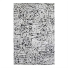 Junction Gray Hand Woven Rug Swatch