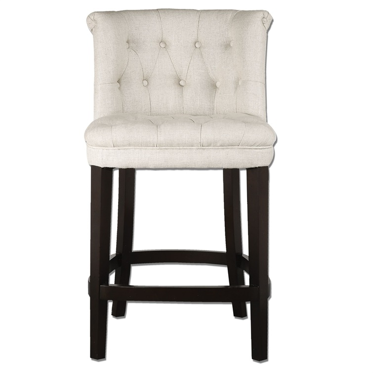 Kavanagh Tufted Counter Stool