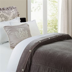 Kerrington Velvet Duvet Cover