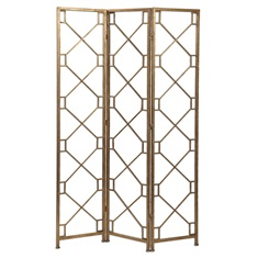 Lakaya Gold 3 Panel Screen
