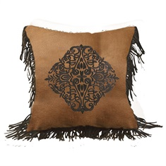 Las Cruces II Embroidered Pillow