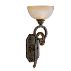 Legato Glass Wall Sconce