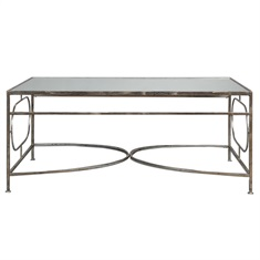 Luano Silver Coffee Table