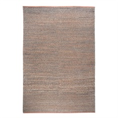 Luxor Brown Hand Woven Rug Swatch