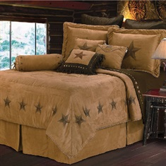 Luxury Star 5 PC  Comforter Set