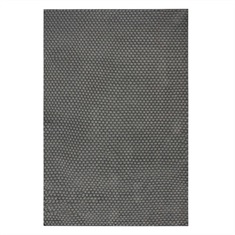 Lydus Dark Gray Hand Woven Rug Swatch