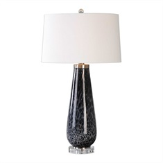 Marchiazza Dark Charcoal Table Lamp