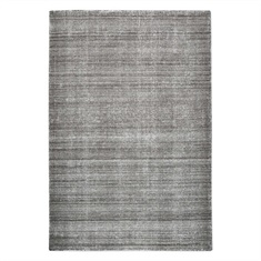 Medanos Charcoal Striped Rug Swatch