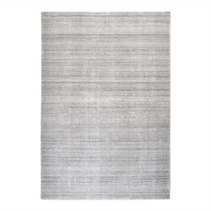 Medanos Grey Striped Rug Swatch