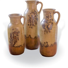 Milk Bottle Jugs s/3