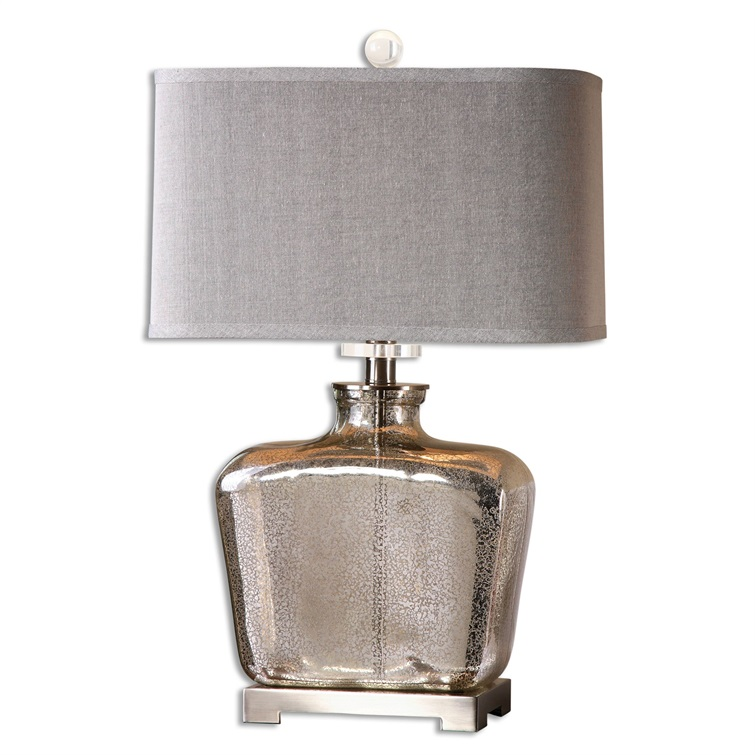 Molinara Mercury Glass Table Lamp