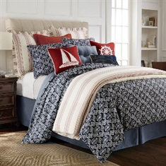 Monterrey 4 PC Duvet Set