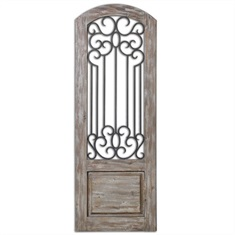 Uttermost Mulino Distressed Wall Panel