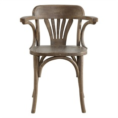 Natural Huck Accent Chair