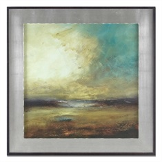 Uttermost New Land Framed Art