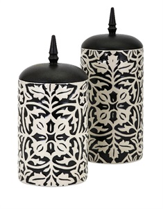 Nola Canisters - Set of 2