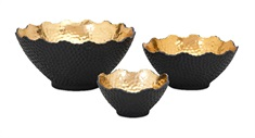 Nova Decorative Bowls - Set of 3