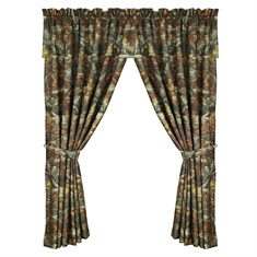 Oak Camo Curtain