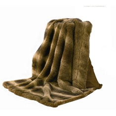 Ocala II Faux Fur Throw