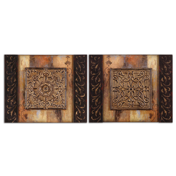 Ornamentational Block Art Set/2