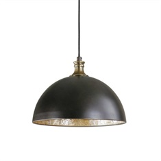 Placuna 1 Light Bronze Pendant