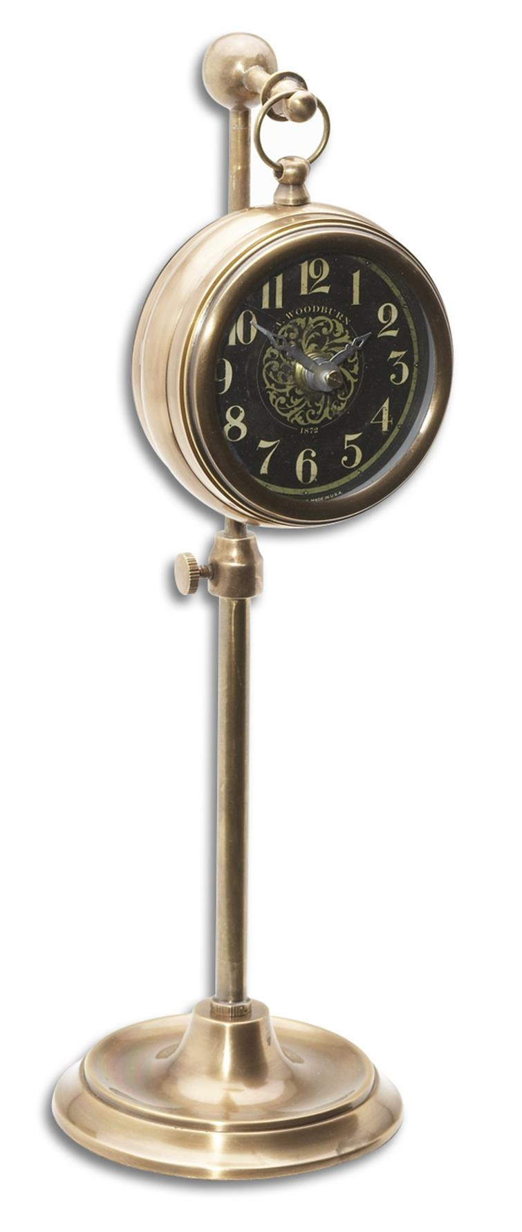 Pocket Watch Brass Woodburn