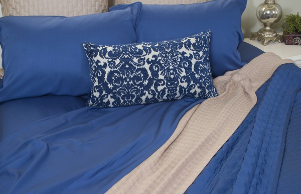 Rayon from Bamboo Bed Blanket