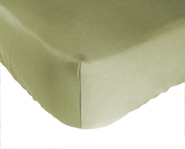 Rayon from Bamboo Crib Sheet