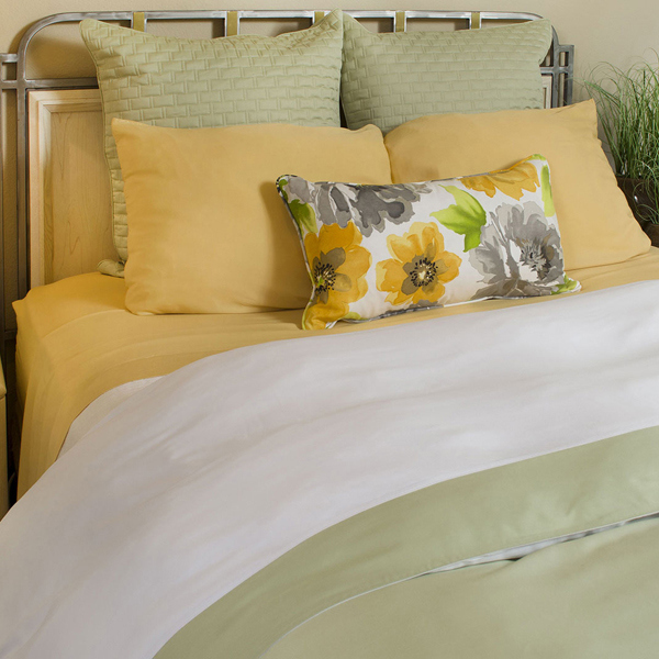 Rayon from Bamboo Duvet Cover