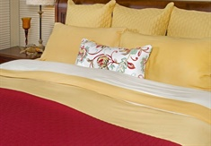Rayon from Bamboo Quilted Coverlet