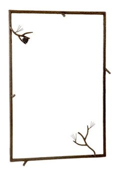 Rectangle Wall Mirror