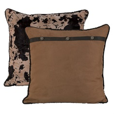 Red Rodeo Caldwell Euro Sham
