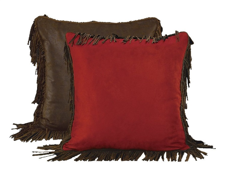 Red Rodeo Red Rodeo Euro Sham