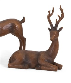 Reindeer- Natural-Left