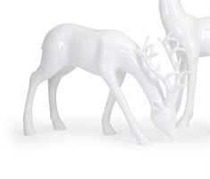 Reindeer- White-Left
