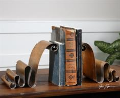Ribbon Bookends Set/2