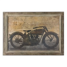 Ride Framed Art